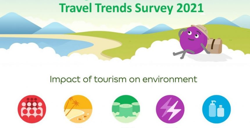 Agoda Sustainable Travel Survey reveals people's top concerns about tourism's impact