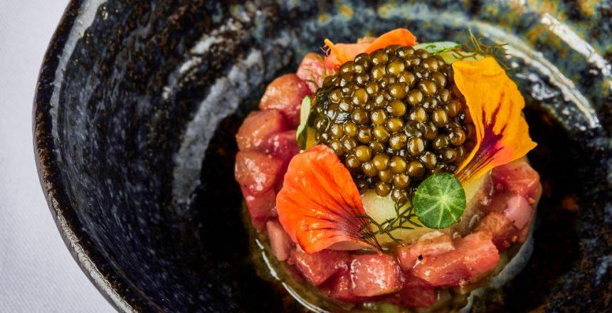 DYNAMIC DUO: New Seasonal Tasting Menu at Mia