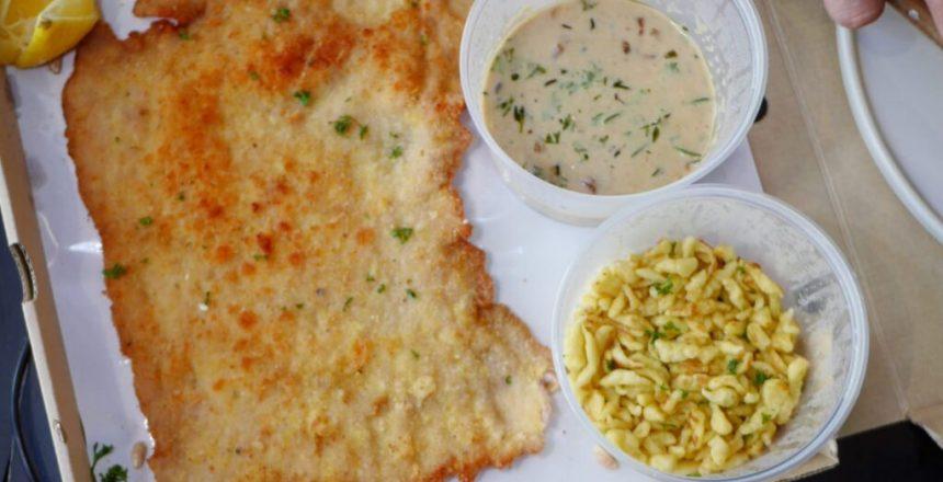 It's the Schitz! The Schnitzel Factory Brings German-Italian Comfort Food to Bangkok