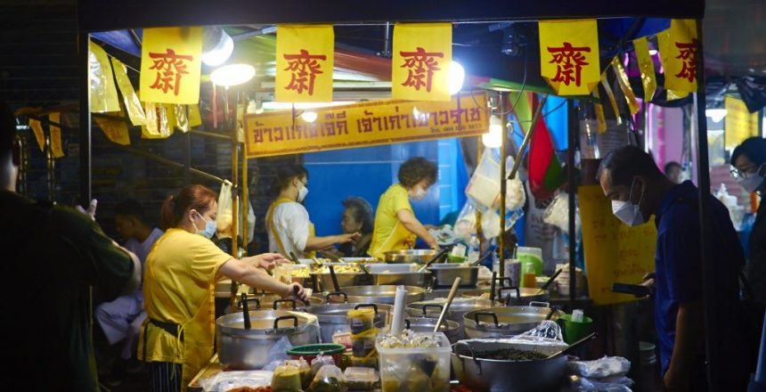 KEEP THE FAITH: Yaowarat During the 2021 Vegetarian Festival