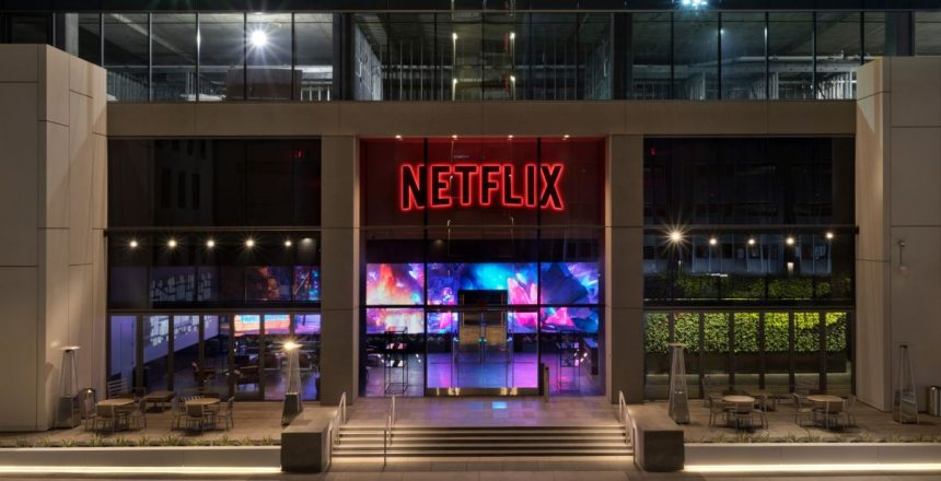 Netflix to have live-action post-production facility in Mumbai - Its first ever globally One of Netflix's facilities