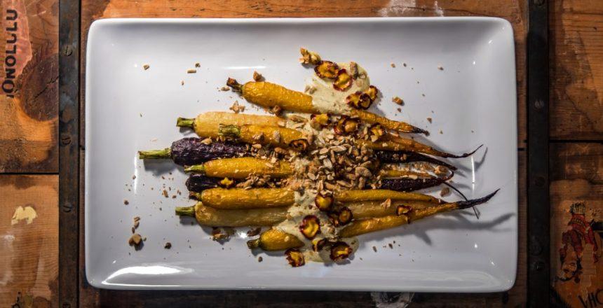 "ONE CHEF, ONE RECIPE: Chef Evelyn Yap of Happivore – ""Carrots with Chutney & Yogurt"""