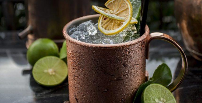 """SHAKEN & STIRRED: Saimai's """"Gin Mule"""" at ABar Rooftop"""