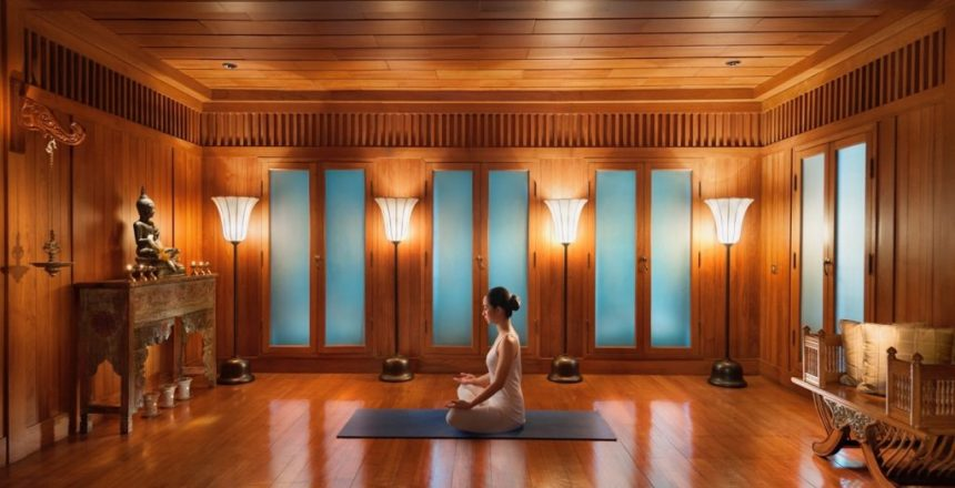 This is the Virtual Wellness Retreat We All Need Right Now