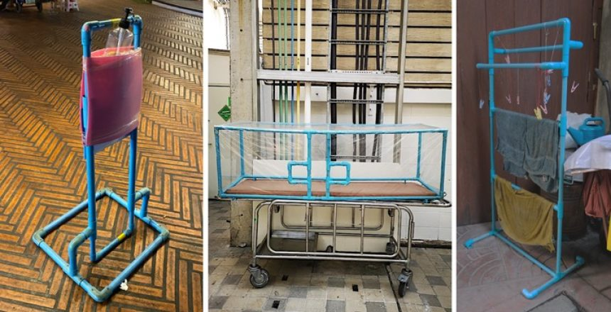 VERY THAI: PVC Pipe Dreams