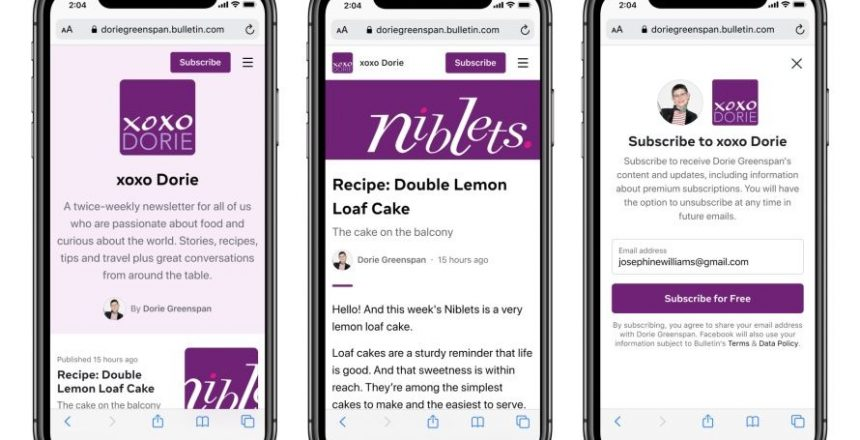 What's Bulletin, Facebook's Substack rival? Here are all the details Facebook's standalone newsletter platform Bulletin