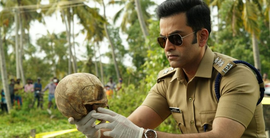 Where to watch Prithviraj's new Malayalam movie Cold Case Still from the Malayalam movie Cold Case